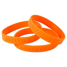 Bullying Awareness Bracelets