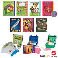 K-5 Classroom Curriculum Set + Elementary Coordination Kit + K-2 and 3-5 Physical Education Kits