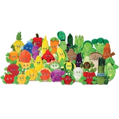 GARDEN HEROES® Plush Set – 35 Piece
