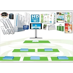 WII™ Fit & Dance Bundle