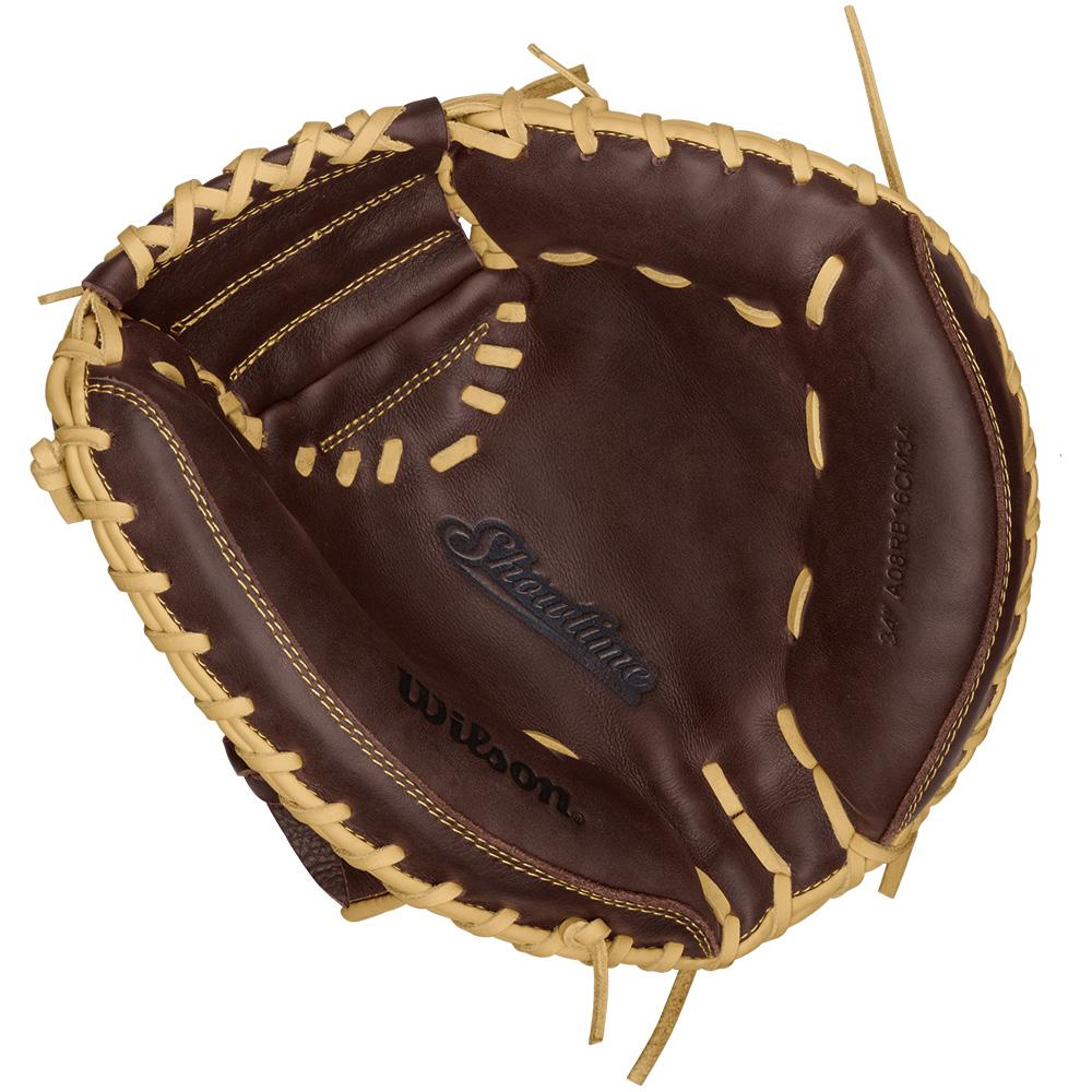Wilson 174 A800 Showtime Adult Catchers Glove Flaghouse