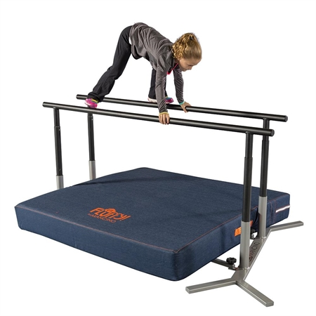 36' Core Fitness Parallel Bars - Rails only