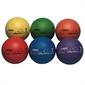 "Dino Skin™ Colored Foam Balls -  7""DIA - Set of 6 - Thumbnail 1"