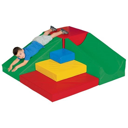 Corner Ridge Climber - Kids Special Needs Soft Climbers