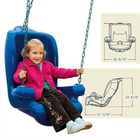 One For All Swing Seat 3 1/2' Swing Frame