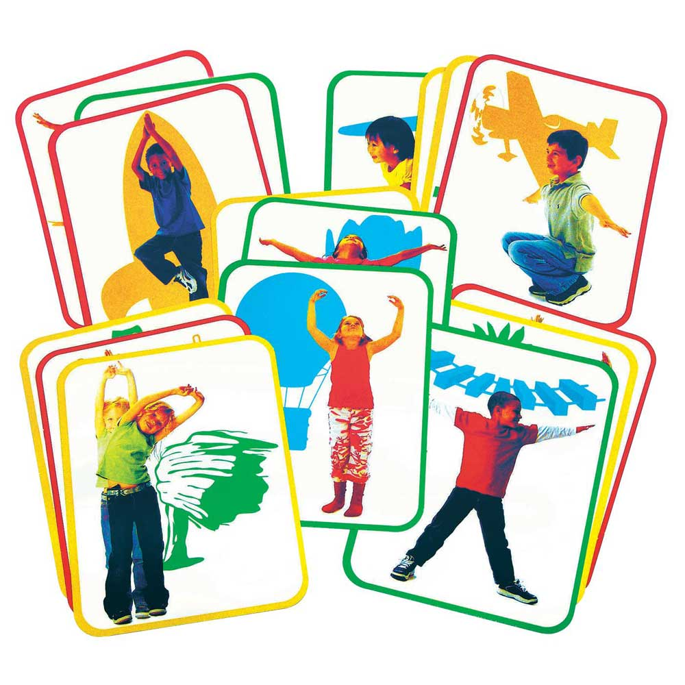 Body Poetry Yoga Story Cards Flaghouse