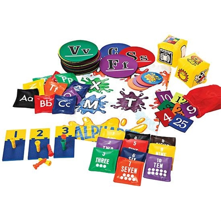 ABCs and 123s Set