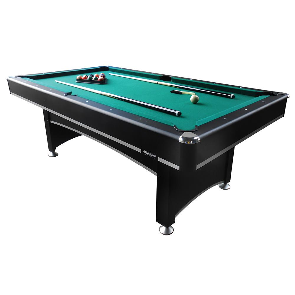 Triumph phoenix pool table with table tennis conversion - Pool table house ...