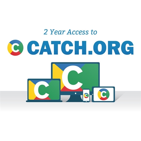 CATCH.org K-5 Classroom Curriculum Set