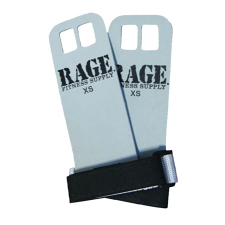 RAGE® Leather Hands Grips - Extra Small