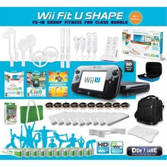 Wii Fit U Shape Class Bundle (WiiU Edition)
