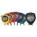 Accusplit A601X Stopwatch Rainbow Set Plus FREE Black Stopwatch