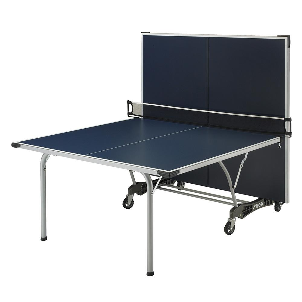 Stiga coronado outdoor table tennis game table flaghouse - Stiga outdoor table tennis table ...