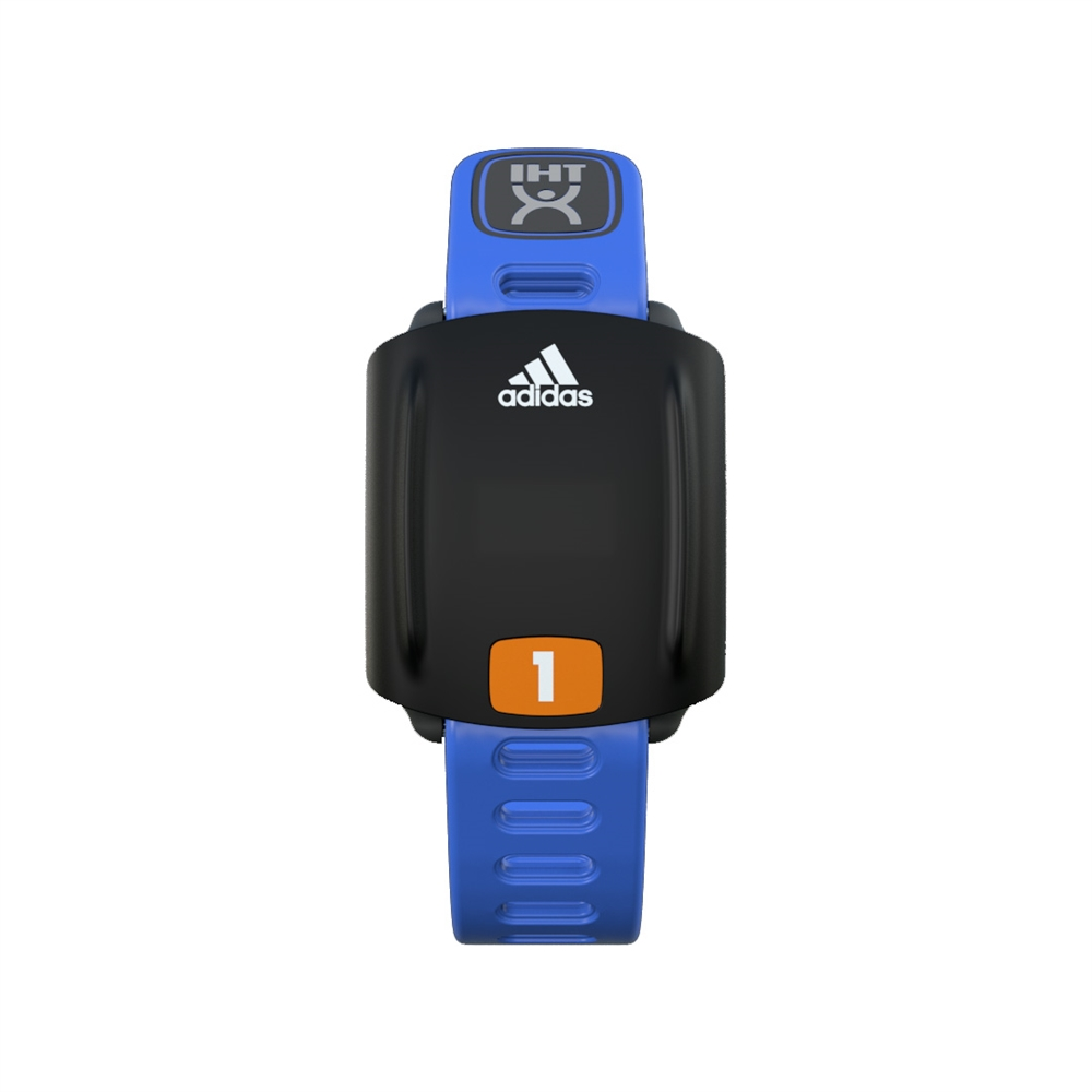 Adidas Zone For Iht Spirit Heart Rate Monitor Flaghouse