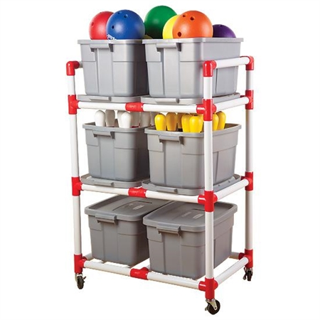 FLAGHOUSE Portable Equipment Cart