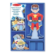 Magnetic Dressing Board - Boy