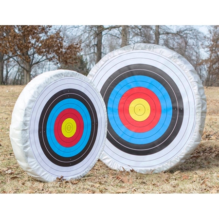 Archery Target Face - Glasscloth - Deluxe Slip - On - 36'' - 40'' dia
