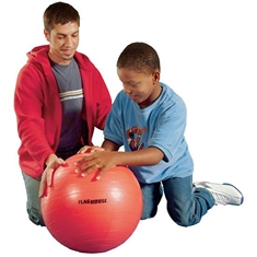 "Burst-Resistant 38"" Body Ball"