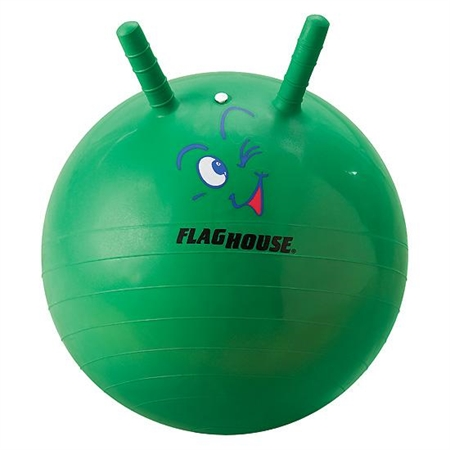 FlagHouse Two-Handled Hop Ball - Small