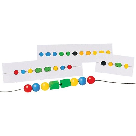 Beads with Pattern Cards - 1'