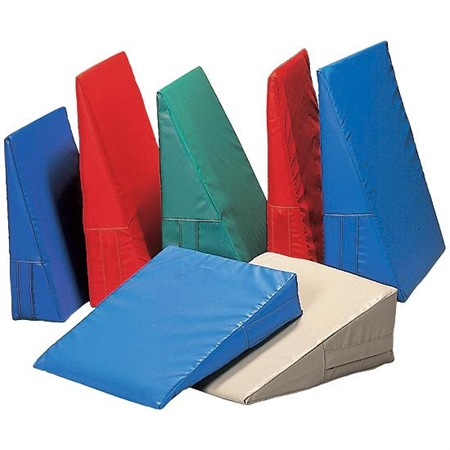 FLAGHOUSE Foam Wedge - 12' x 24' x 26' - Kids Special Needs Wedges