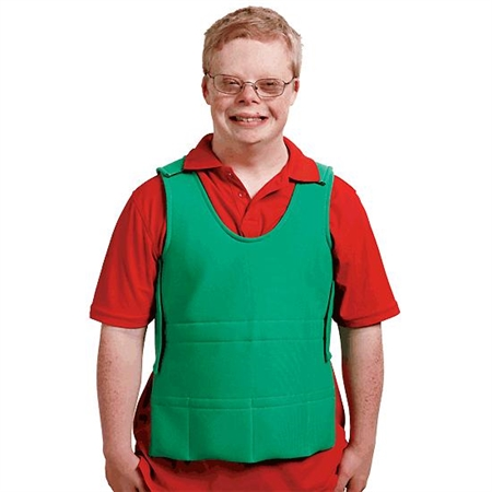 FLAGHOUSE Weighted Vest - Large - Kids Special Needs Sensory Integration Weighted Vests