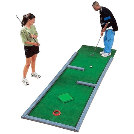 PAR'FECT 3 - Hole Miniature Golf Course Set