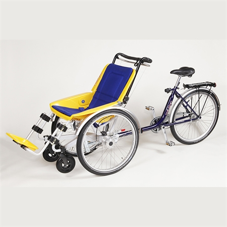 Duet Cycle - Special Needs Therapy Bikes And Trikes
