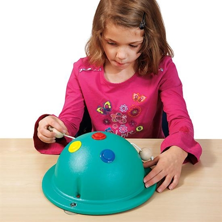 FLYING COLORS� Talk - Back Bubble - Kids Special Needs Multi Sensory Toys