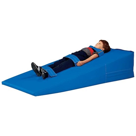 Rehab Wedge - 3 - Strap - Wide - Kids Special Needs Positioning Systems