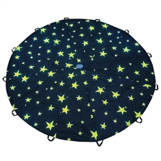 FlagHouse Starry Night Parachute - 20' dia