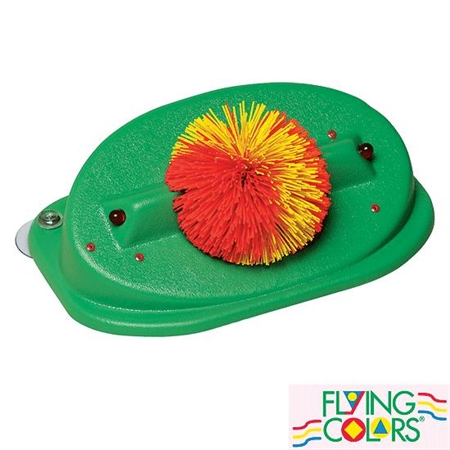 FLYING COLORS� Koosh Switch with Lights & Vibration