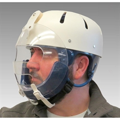 Helmet with Face Guard