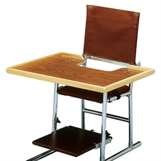 Standard Adjustable Chair - Accessory Tray