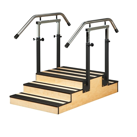 THERAGYM Adjustable Up / Down Training Stairs - Kids Special Needs Clinic Steps And Stairs
