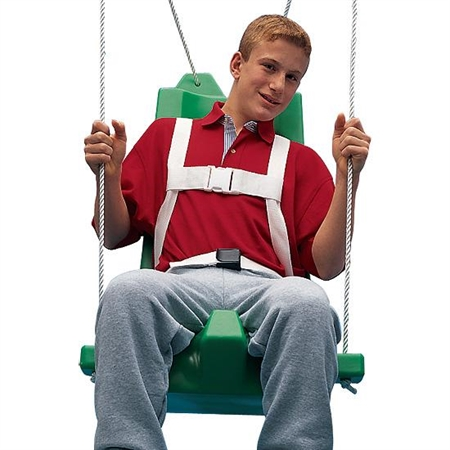 FLYING COLORS� Swing Seat - Medium with Pommel - Kids Special Needs Sensory Integration Swings