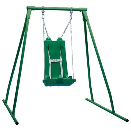 FLAGHOUSE Indoor/Outdoor Swing Frame