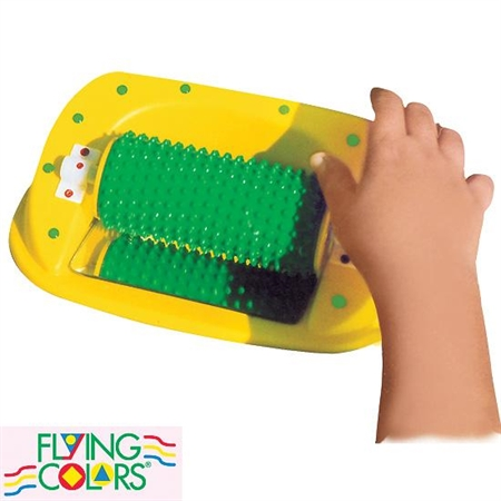 FLYING COLORS� Textured Roller Switch