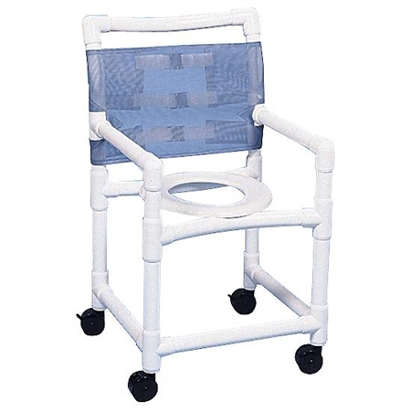 Economy Wheel Shower Chair - Special Needs Bathing Aids