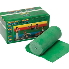 Cando® Bands – Medium - Green - 18-foot roll