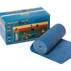 Cando® Bands – Heavy - Blue - 18-foot roll