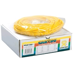 Cando® Tubing - Extra - Light - Yellow - 100-foot roll
