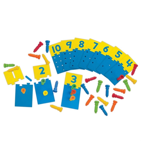 Number Puzzle Boards