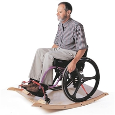Easy Platform Wheelchair Rocker
