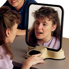 Talking Speech Mirror
