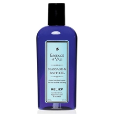 Relief Massage Oil