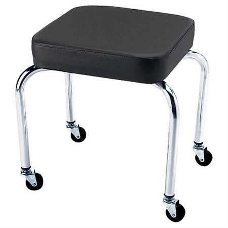 FLAGHOUSE Fixed - Height Mobile Stool - Kids Special Needs Clinic Essentials