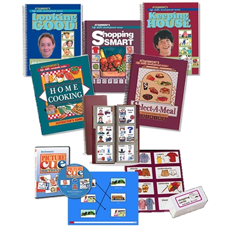 Life Skills Curricula Series - Special Needs Software