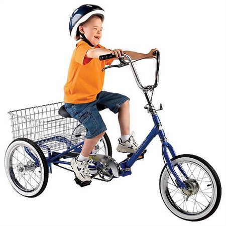Developmental Youth Trike - with Coaster Brake - Kids Special Needs Adapted Ride Ons