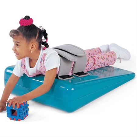 TUMBLE FORMS � Strap Wedge - 6' x 20' x 22' - Kids Special Needs Wedges